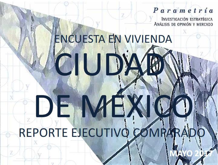 Preferencias electorales Ciudad de México, 2017